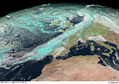 CLICK - The same meteo - meteosat map natural color RGB - updated
